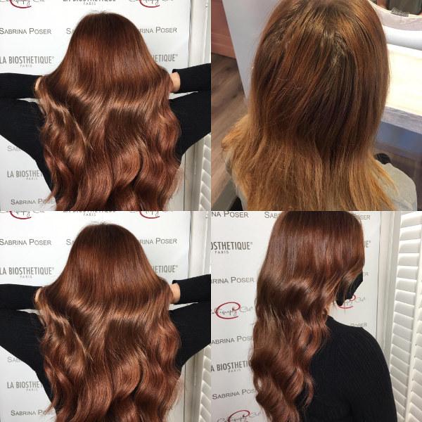 Friseur Herford Haarverlängerung