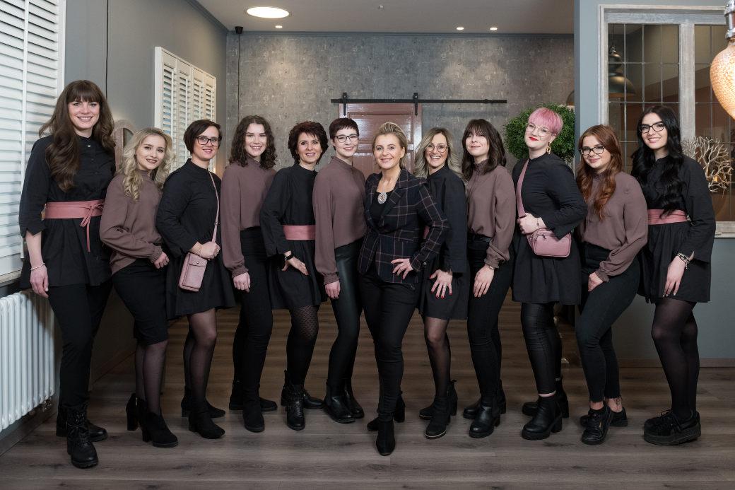 Friseur Herford Team